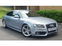 Audi A5 2.0 TFSI S Line Sportback 5dr 211PS Immaculate!!