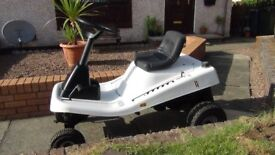 Buggy /Ride on mower