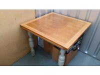 Vintage dining room table and chairs REDUCED