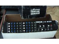 FrontLine X8 Line mixer (Japan)