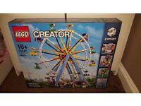 LEGO Creator 10247, Ferris Wheel. Brand New & Sealed