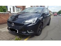 VAUXHALL CORSA 1.4i LIMITED EDITION IN METALLIC BLACK