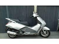 Honda Panthan 125cc no logbook no mot 395 ono