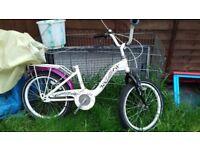 bike girls spares or repairs