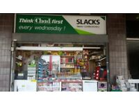 A convince store ready for sale. Prime location Rosemary centre Mansfield. Mobile: 07534044418