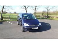 2003 Ford Galaxy 1.9 Tdi Family 7 Seater long mot Superb drives hpi clear cheap to run
