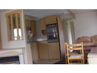 2 bedroom caravan for rent.