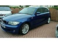 BMW 120d M Sport 6 speed manual​
