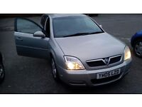 Vauxhall signum diesel full mot from today