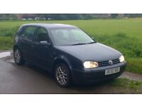 2002 Volkswagen Golf V5 (the later 20valve 170BHP) MOT 2018, Lovely car but must go due to new Golf!