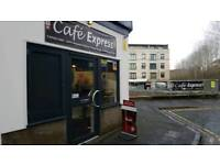 cafe business for sale. roll shop/takeaway