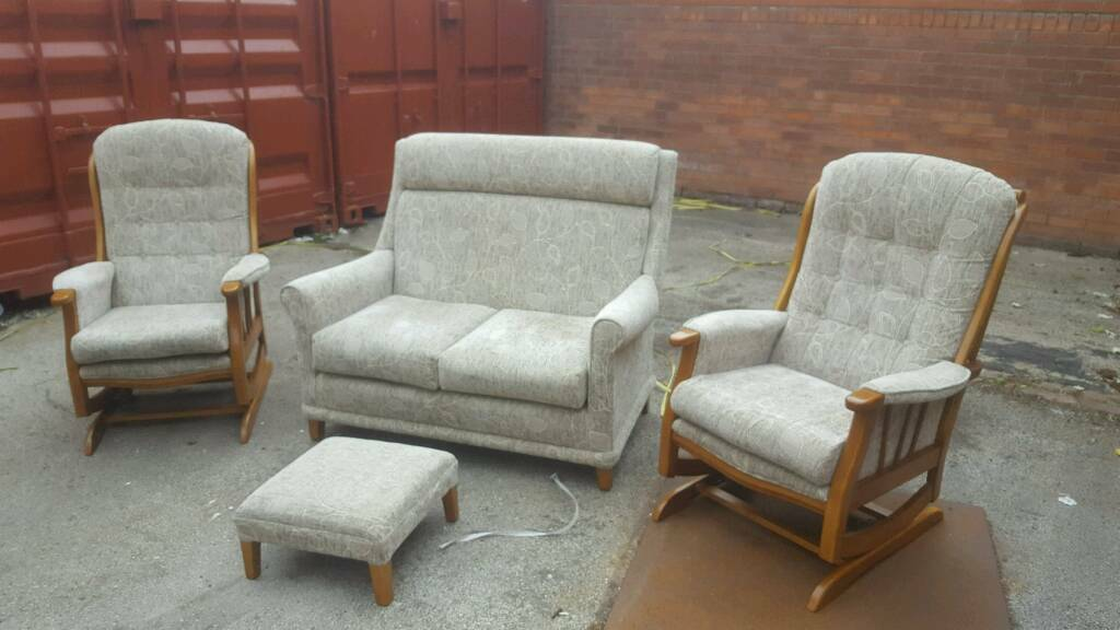 REDUCED!!!!!! Durham 4 piece suite