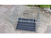 Dog Training/Transporting Cage (Crate) - Small