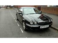 Jaguar X Type, 05 registered, Deisel, S. His, Mot, £1400 ono.