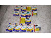 Dymo Label Cassettes 'quantity 16'