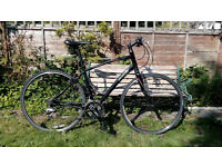 Specialized Vita Elite 2010, Hybrid Classic Road Bike, L frame, carbon fork, 27 speed - Earlsfield