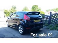 !LOW MILAGE! Ford Fiesta Zetec S 120