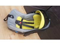 JANE CAR SEAT STRATA GREAT CONDITION GROUP 0+ FROM NEW BORN USED FOR ONE CHILD ONLY SAFEST