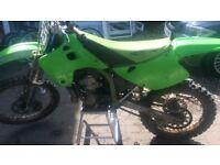 Kx 250 2 stroke