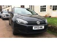 VW Golf 1.6 GTD Bluemotion Estate (might swap)
