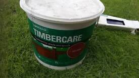 5 litre Red Cedarwood Timbercare