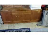Vintage / Retro Sideboard, Upcycle Project (Free Local Delivery)