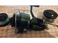 MITCHELL MATCH 440A WITH 2 SPARE SPOOLS