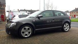 2004 Audi A3 2.0 FSI Sport