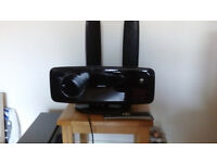samsung 2.1 home theater system ht-q100w`