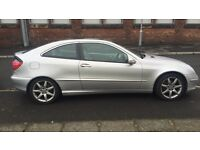 Mercedes C200 for sale £1450