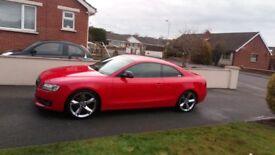 2008 3.0 Audi a5