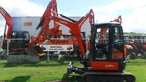 Kubota Excavator U35