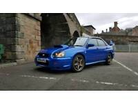 Subaru impreza wrx sti UK ppp swap automatic 7 seater