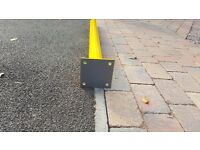TRAFFIC BOLLARDS / BRAND NEW