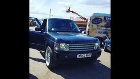 RANGE ROVER VOGUE- REVERE EDITION- 3L DIESEL- 22INCH WHEELS - first to see will buy!