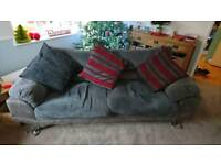 THREE SEATER SOFA, COUCH