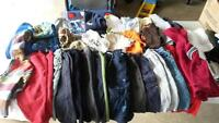 Lot of 24 month-2t clothing