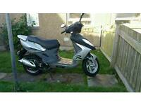 Sym shark 125R scooter