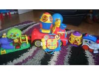 Selection of kids toys unisex