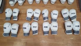 Boxercise Pads & Gloves - 8 Sets of each
