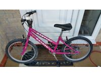 Falcon Girls bike