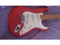 Fender Classic Series 50's Stratocaster & Hardcase