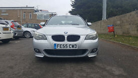 BMW 5 Series 2.5 525i Sport Touring 5dr£3,495 p/x welcome 2005 (55 reg), Estate