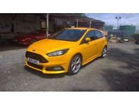 Ford Focus 2.0t st-2 ecoboost, 2015-15-reg, 2000cc, 11,000 miles, full service history