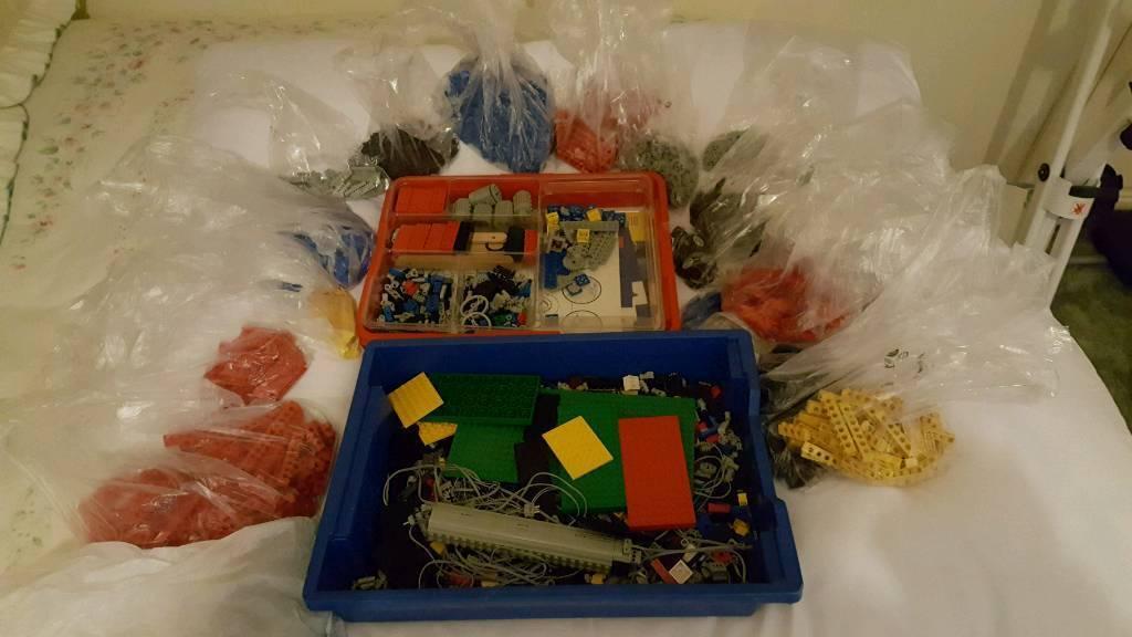 Miscellaneous Lego