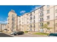 Excellent two bedroom flat, located in Merchant's Gait, Leith, available from 7th July