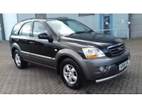 KIA SORENTO 2.5 CRDI XE MANUAL.2008.***RAC INSPECTED.REPORT AVAILABLE TO VIEW ***