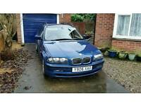 Bmw e46 320d touring (full car or may split for parts)