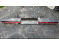 Ford Transit T-BAR Heavy Duty Rear Bumper/Step with tow ball