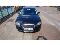 Audi A3 2004 Left hand drive 1.6 petrol in Spanish plates in immaculate condition
